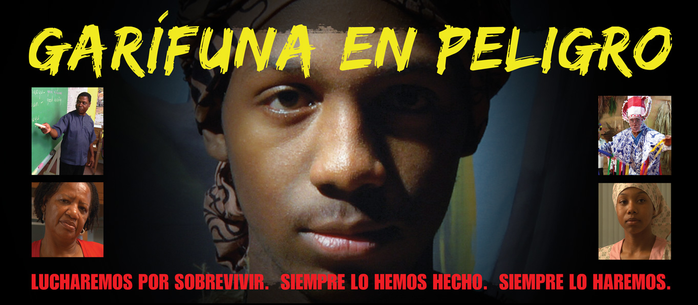 Header Image - GARIFUNA IN PERIL
