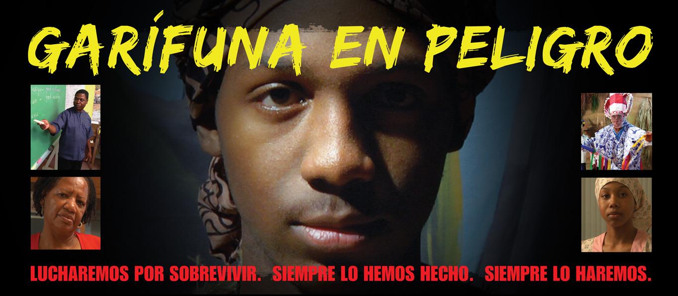 Header Image - GARÍFUNA EN PELIGRO